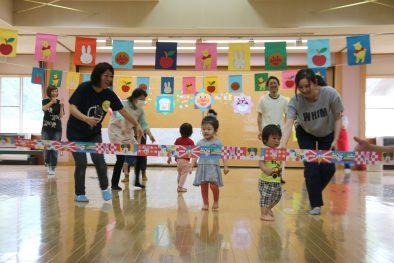 ひよこクラブ「お誕生会」 @ 子育て支援センター